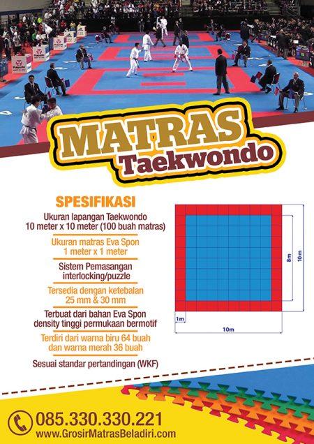 matras-taekwondo